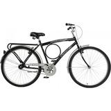Bicicleta Fischer Barra Super New Aro 26 Masculina Preto