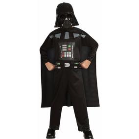 Disfraz Infantil Star Wars Darth Vader Talla 12 Marca Ruz