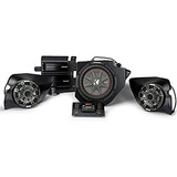 Kicker Phase 3 Polaris Rzr 2) 6.5 Speakers+subwoofer+2) Amp