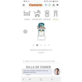 Silla De Comer Carestino (plus)