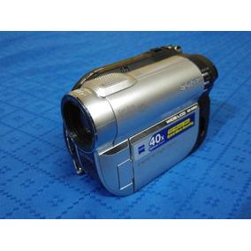 Sony Handycam Dcr-dvd610 Nightshot 40x Zoom Hybrid