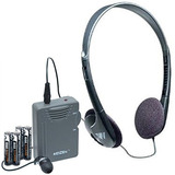 Deluxe Bundle - Amplificador Personal Reizen Loud Ear 110...