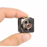 Mini Camara Espia Full Hd 1080p Cubo Oculta