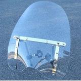 Gran Parabrisas Transparente Para Honda Magna Shadow...