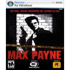 Max Payne Pc Dvd Fisico!! Mercado Envios