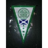Banderin Triangular Coleccion Celtic De Glasgow 37x24cm 08438204bef