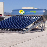 Calentador Solar (15 Tubos) 180litros 5 Personas Promocion