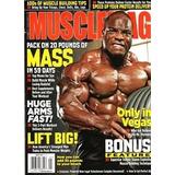 Revista Musclemag Internacional Janeiro 2009