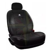 Funda Cubre Asiento Cuero Peugeot 206/7 307 C/ Butaca Trasera Repartida ( Juego Completo )