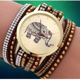 Reloj Dama Mujer Ultima Moda Varios Colores Mejor Precios