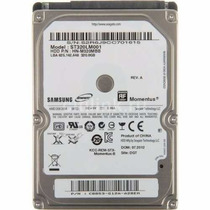 Hd Samsung 320 Gb Para Notebook / Disco Seagate 2,5 / Sata