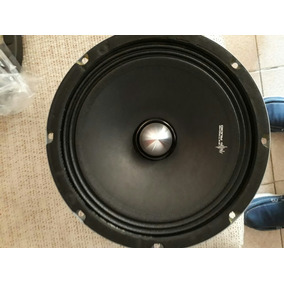 Medios Extreme Audio 8 Pulgadas 800w 4ohm Con Rejilla