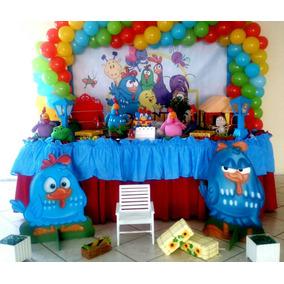 Decoração De Festa Infantil Galinha Pintadinha Aluguel