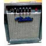 Amplificador Guitarra Con Distorsión