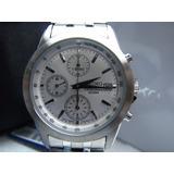 Reloj Seilo Cronometro Sndc 051p1 Sumergible Cristal Mineral