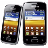 Smartphone 2 Chips Samsung Galaxy Y Duos S6102 Android