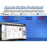 Agenda Medica Profesional Version Consultorios Compartidos