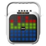 Audio Parlante Karaoke Portatil Inalambrico Sp-06wh