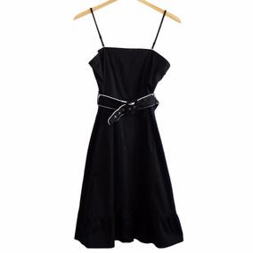 Vestido Color Negro Marca Yessica By C&a España (nuevo!) #ve