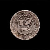 Locha,12 1/2 Céntimos (bolívar) 1896