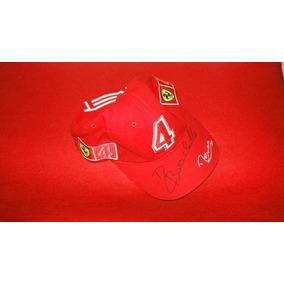 Gorra Ferrari Cachucha Ferrari Formula 1 F1 2000 Barrichello