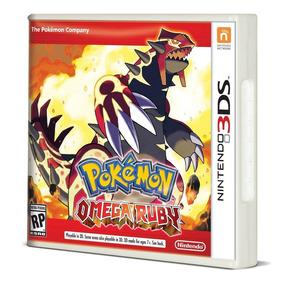 Pokemon Omega Ruby Nuevo Nintendo 3ds Megasoft Caballito
