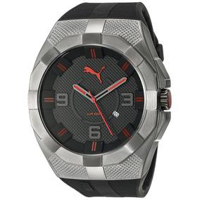 Reloj Puma Iconic Casual Pu Negro