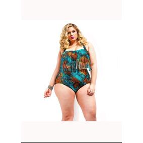 Traje De Baño 2 Partes Bikini Talla Grande Xl 2xl Mujer