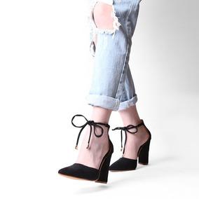 Sapato Feminino Salto Alto Importado - Pronta Entrega