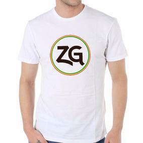 Remera Zona Ganjah Reggae Zg Alabanza Y Gracia Somos Local