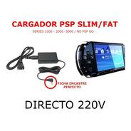 Cargador Para Playstation Portable Psp 1000 2000 Y 3000 220v