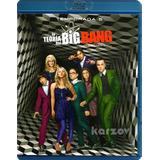 La Teoria Del Big Bang Paquete Temporadas 1 A La 6 Blu-ray