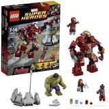 Lego 76031 The Hulk Buster Smash Marvel Avengers Age Ultron