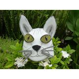 Gorro Gato Disfraz Animales Goma Espuma Cotillón
