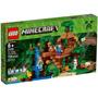Brinquedo Lego A Casa Da Arvore Selva 21125 706 Pç Minecraft