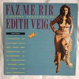 Lp Edith Veiga ( Faz-me Rir ) Hbs