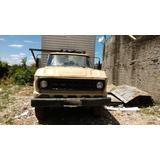 Cabine Do Caminhão Chevrolet D60