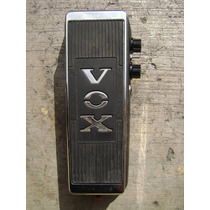 Vendo/cambio Vox Wah Wha Red Fasel Cry Baby Fuzz Analogman