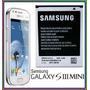 Bateria Samsung Galaxy Mini S3 I8190 I8200 4 Contactos