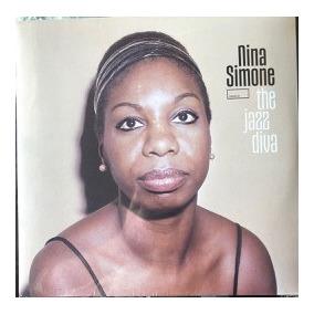 Nina Simone - The Jazz Diva - Nuevo Sellado - Vinilo Francia