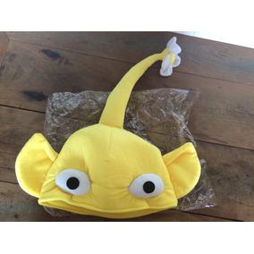 Pikmin 3 Yellow Promo Hat