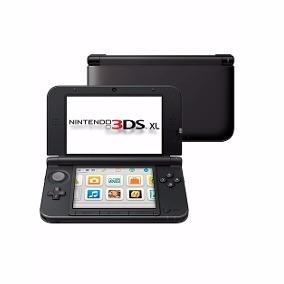 Nintendo 3ds Xl 32gb + 20 Brindes 3ds A Escolha!