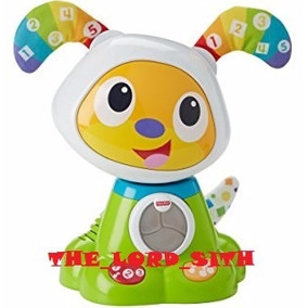 Juguetes Fisher Price 2017 Perrito Luces+sonidos Beat Bowwow