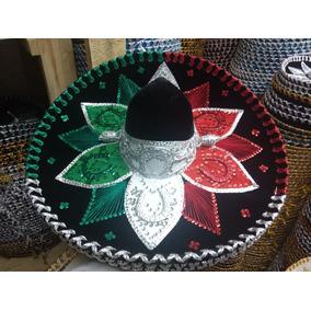 Sombrero Charro De Gala Mariachis - Sombreros en Mercado Libre México 0385519675b