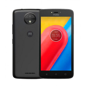 Celular Motorola Moto C Negro - Xt1754