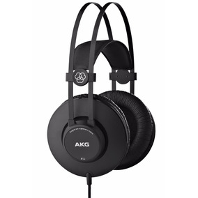 Fone Ouvido Akg Over - Ear K52 Profissional - C Nota Fiscal