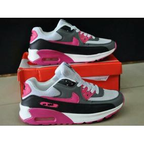 Zapatos Nike Air Max 90 Edicion Especial Para Dama
