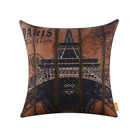 X18 Linkwell 18 Vintage Wood Mira La Torre Eiffel De Arpil
