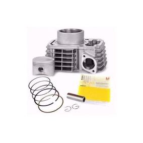 Kit Motor Cilindro Metal Leve Cg Titan 125cc 02/08 - K9170