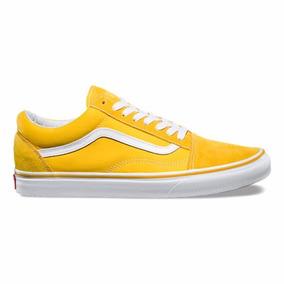 vans amarillas niña